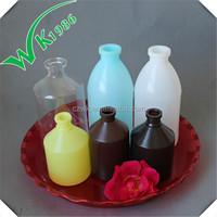 plastic veterinary vaccines bottles for vaccine