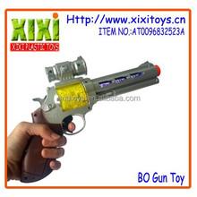 High quality gun toy with light and sound B/O gun