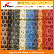 Style specific character leather for shoes pu leather