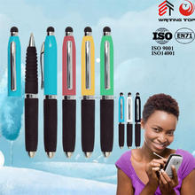 Factory price promotional cheap fancy pen with comfortable holder