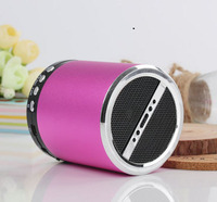 New Design with Built-in Microphone and FM Mini Bluetooth Speaker