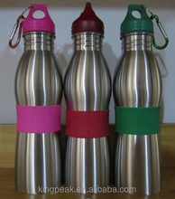 28oz stainless steel 304 sports drink bottle/Wide Mouth Stainless Steel Sports Water Bottle Wide mouth/Outdoor sports bottle