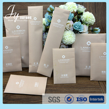high quality simple 5 star hotel guest room supplies/hotel amenities set/hotel supplies