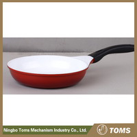 Kitchen supplies 24cm fry pan with detachable handle