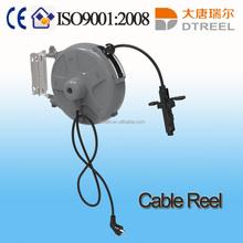 1.5mm2 3pcs L 10m 220V6A LED light type DTS-1510E-18WL cable reel mechanism