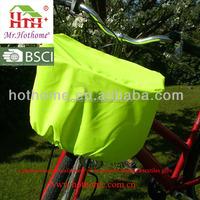 custom printed waterproof bike basket cover