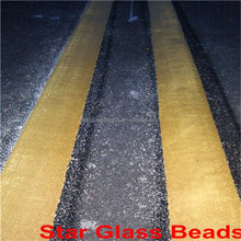 Cheapest top sell high reflective intermix glass bead