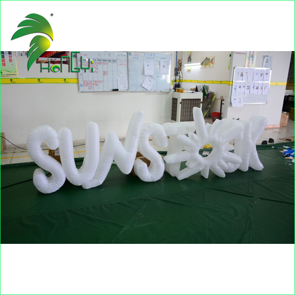 inflatable font  (2)