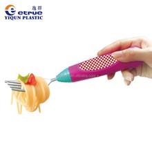 NY068 twirling spaghetti fork