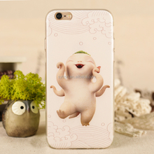 2015 New Arrival Funky TPU Material Art Mobile Phone Case For Iphone 6s