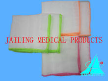 100 cotton hihg absorbent gauze cleaning cloth for kitchen use