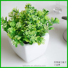 Top level hot-sale artificial leaves rattan