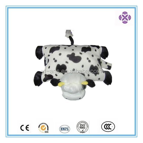 Plush Cow Pillow,cow pillow,plush cow cushion,toy pillow