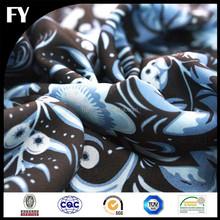 Custom digital printing fabric 100 cotton poplin fabric plain cloth