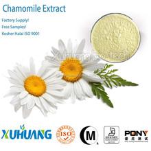 For Hair Health Halal Kosher Factory Supply Chamomile Extract /Chamomile Extract Powde/Chamomile Extract 1.2% Apigenin