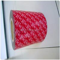 Wholesale Roll Stock Custom Printed Condom Packaging Film