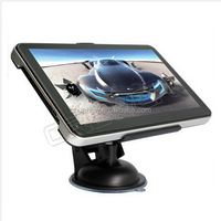 """best -selling MTK cpu 7"""" inch Car GPS Navigation 128MB + FM + 4GB + 3D Map WinCE 6.0"""