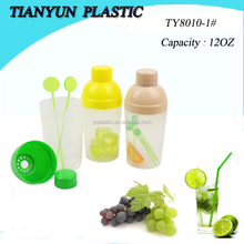 2015 new products plastic water bottle for promotion