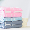 100% bamboo sample design and colour fashion towel