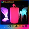 lighting round bar counter led bar rechargeable modern furniture for nightclub glowing bar table