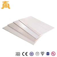 fire rated 8mm 10mm 12mm cement wall panel