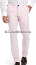 men's slim fit fashion solid color dress pants 2012