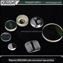 different coated colors and layers on optical lenses