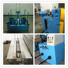 high efficiency silicone wire and cable making machine with latest technology