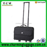 Lightweight 600D trolley laptop bag women