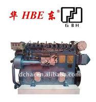 inboard marine engine for fishing boat