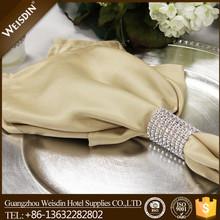 hot sale wedding hotel decorated luxury wedding fancy napkin folding