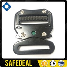Black Forged Steel Quick Release Buckle