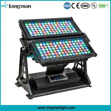 high power outdoor 180pcs*5W RGBAW china led city color light