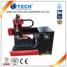 mini cnc router/mini cnc 3030 router/small desktop cnc router