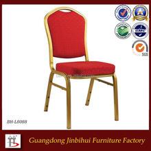 Popular sales banquet aluminum steel chair