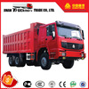China 300PS 20ton Euro 3 SINOTRUK HOWO Off Highway Coal Gravel 6WD Dump Tipper Truck