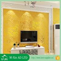 Alibaba New vinyl wallpaper made in China 0.53*10m 4 colors