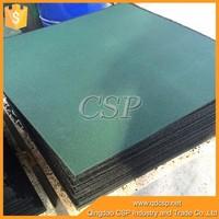 UV resistence rubber roof tile ,playground rubber mat