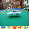Outdoor sport flooring/ table tennis PP flooring tiles