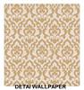 Detai 2015 new product, new design PVC wallpaper factory