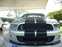 Ford Mustang GT 500 Shelby 662 HP