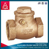 forged axial flow check valve made in OUJIA YUHUAN