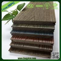 wpc moisture proof composite boards fireproof decking