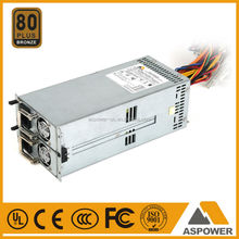 2u-550W- Standard Power Supply for Networking Communication Devices