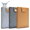 Factory Customized Wool Felt Case for iPad Pro