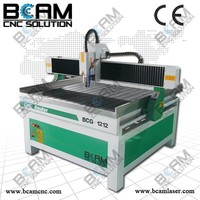Small scale wood furniture design cnc carving router BCG1212
