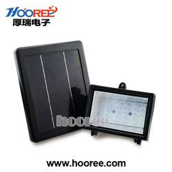 Super Bright Indoor Solar LED Light / Solar Power Yellow Flashing Light