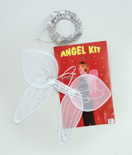 wholesale Party large Feather angel fairy wings FW-0036