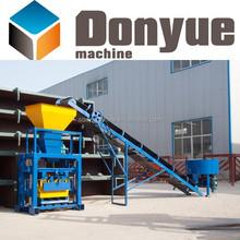 small cement block making machine/ concrete blocks making business plan