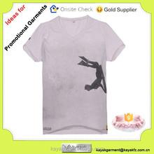 Guangzhou supplier high quality Custom Printed T-shirt